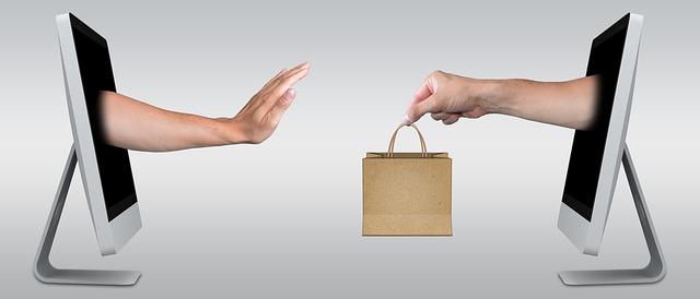 Wymiana towaru w Internecie